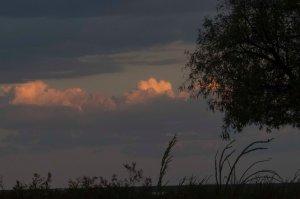 Sunset; 13August2015; FromRestStopAlongI-40; 1556 copy